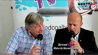 ITW Bertrand COCQ - Village en Fête - Norrent-Fontes -Pas-de-Calais - Hauts de France