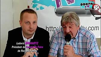 ITW Ludovic BRINGUETZ - Village en Fête - Norrent-Fontes Hauts-de-France