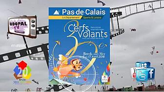 Gérard CLEMENT – Rencontres Internationales de Cerfs-Volants