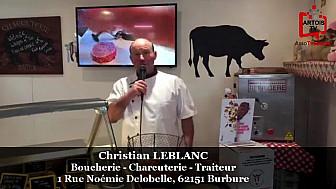 'Rendez-vous Economiques Smartrezo': Boucherie artisanale Leblanc et Fils à BURBURE 62 - Pas-de-Calais