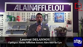 l'Opticien Alain Afflelou de Aire-sur-la-Lys à Saint Omer rejoint le'opération 'les Opticiens du Coeur' @ALAIN_AFFLELOU